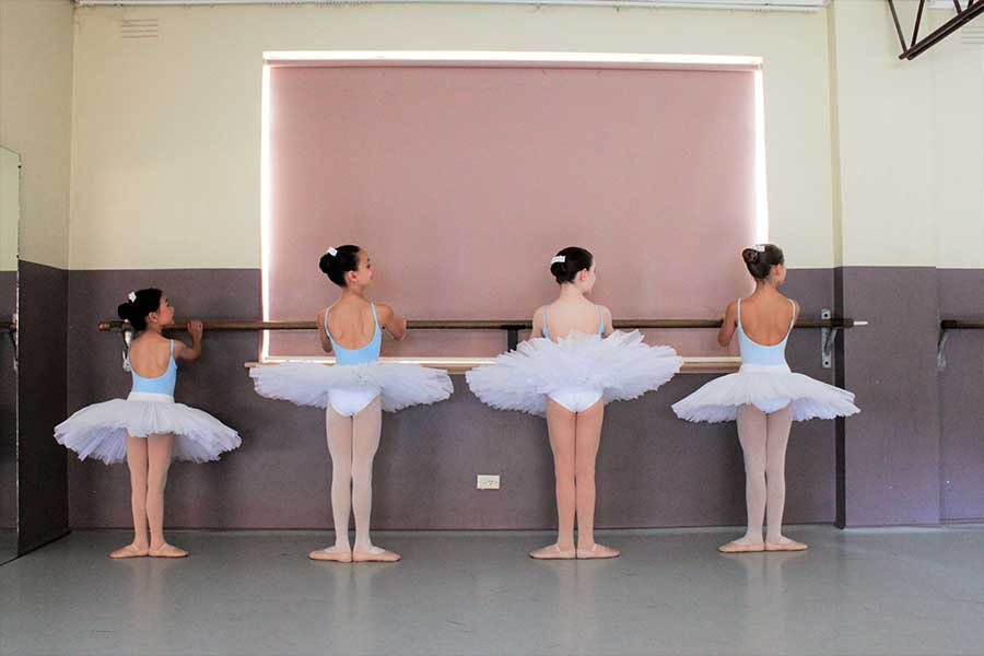 Dance Training Special Programs