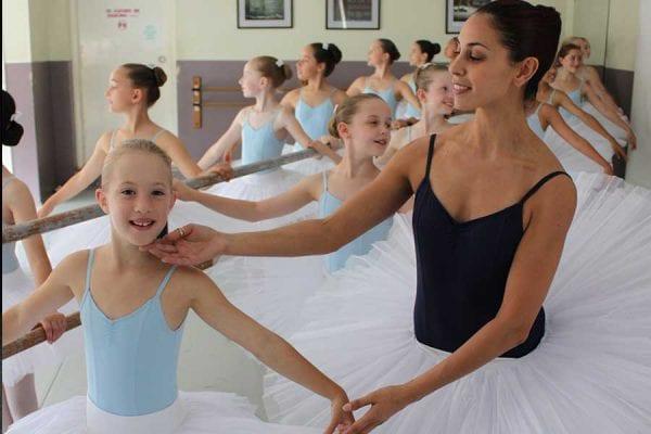 professional dance school Melbourne