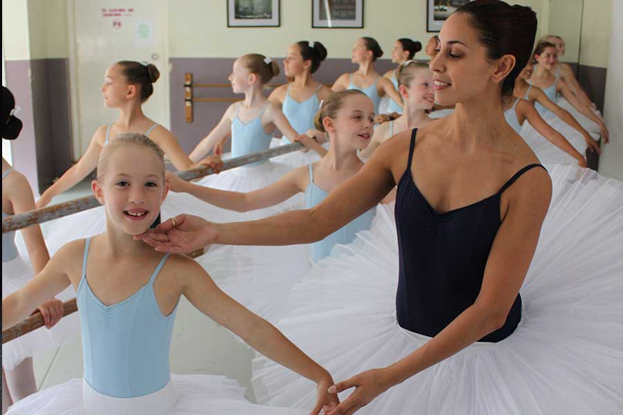 professional dance school Melbourne